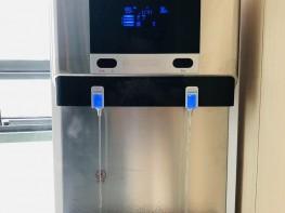 直饮水机给这家常州律师事务所带来纯净好水